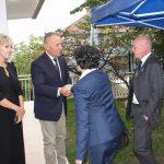 l'inauguration de l'ecole francaise internationale de Pristina 3