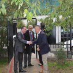 l'inauguration de l'ecole francaise internationale de Pristina 4